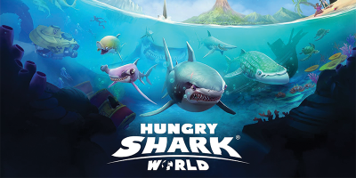 Hungry Shark World - GameBy.pl