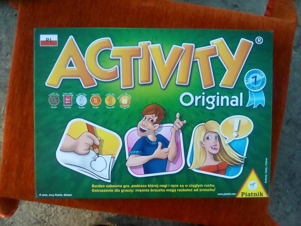 Activity - GameBy.pl
