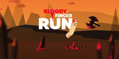 Bloody Finger Run - GameBy.pl