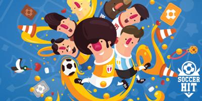 Soccer Hit - GameBy.pl