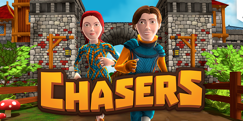 Chasers - GameBy.pl