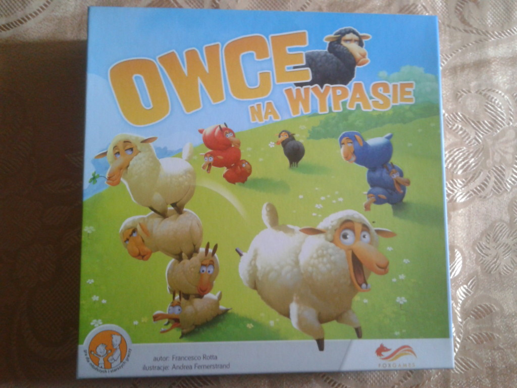 Owce na wypasie - GameBy.pl