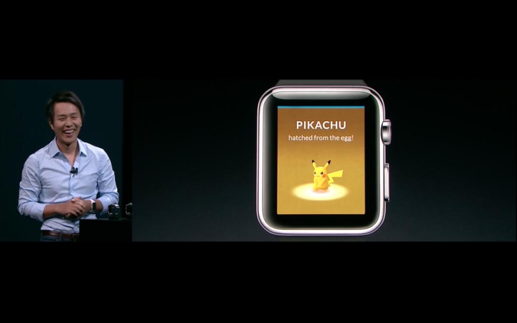 Pokemon GO Apple Watch - GameBy.pl