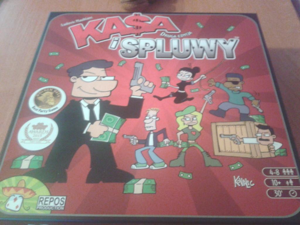 Kasa i spluwy - GameBy.pl