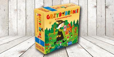 Grzybobranie - GameBy.pl