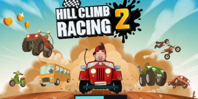 Hill Climb Racing 2 - GameBy.pl